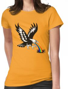 ILLEGAL Womens Fitted T-Shirt