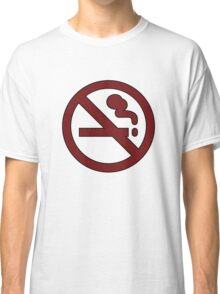 "Marceline's ""Don't Smoke"" Shirt Classic T-Shirt"