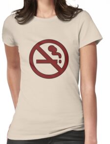 """Marceline's """"Don't Smoke"""" Shirt Womens Fitted T-Shirt"""