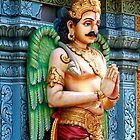 Singapore, Sri Mariammam  Temple by Heike Richter