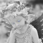 G-ma&#x27;s Garden Fairy by Dawne Dunton