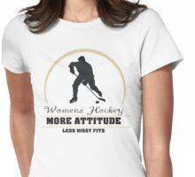 Womens Hockey Womens Fitted T-Shirt