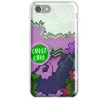 Crest Cafe iPhone Case/Skin