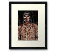 MCC - Indigenous Community Framed Print