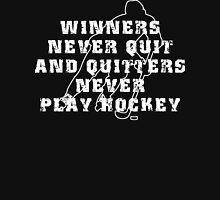 Hockey Quote Unisex T-Shirt