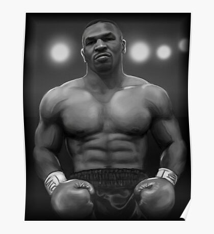 iron mike Poster