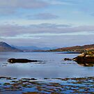 Midday at Eilean Donnan by Peyton Duncan