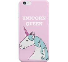 Unicorn Queen iPhone Case/Skin