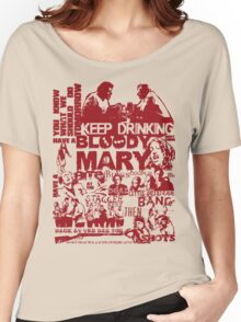 Shaun Of The Dead - Making Plans Women's Relaxed Fit T-Shirt