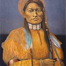 Cheyenne Scout,  Mie Ni-iv,  by jane lauren