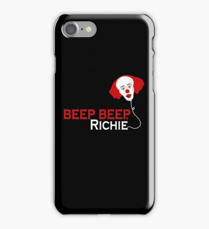 Beep beep, Richie iPhone Case/Skin