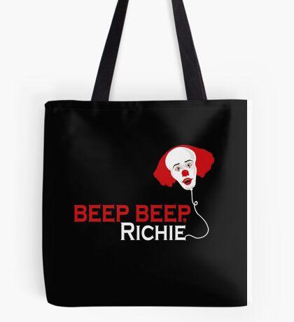 Beep beep, Richie Tote Bag