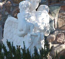 Angelic Motherhood by ANDREW ROMER