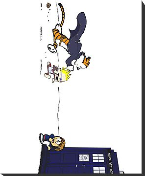 Calvin and Whobbes - In Color! (2) by 1ofthenobodies