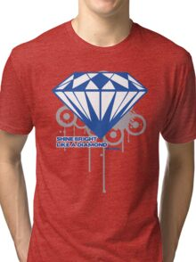 BRIGHT LIKE A DIAMOND Tri-blend T-Shirt