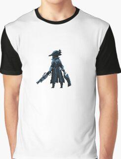 Pixel Souls - Bloodborne Graphic T-Shirt