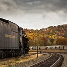 The Dennison Rail Yard by Andy Donaldson