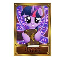 Twilight Sparkle, Element of Magic Photographic Print
