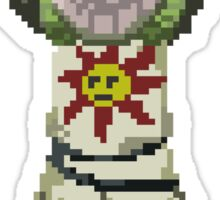 Pixel Souls - Praise the Sun! Sticker