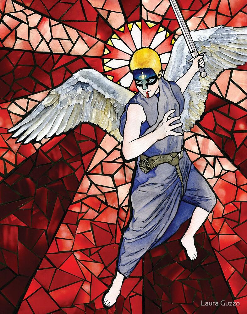 Michael, The Archangel by Laura Guzzo