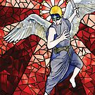 Michael, The Archangel by Laura Guzzo