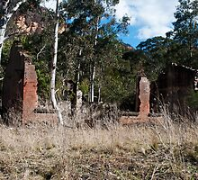 ruins of glen davis by dudeman25