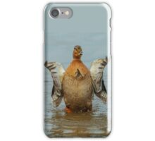 Having a Flap! iPhone Case/Skin