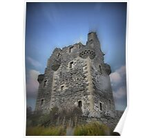 Scalloway Castle ( 1 ) Poster