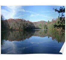 Lake Stevens in Raleigh County West Virginia Poster