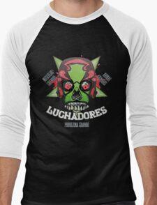 Los Luchadores Men's Baseball ¾ T-Shirt