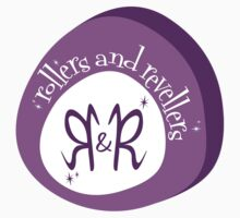 Rollers and Revellers logo - for getting our proud on! by Rollers and Revellers