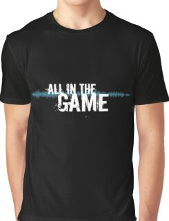 "All in the Game - ""The Wire"" (Light) Graphic T-Shirt"
