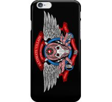 The Ultimate Villain of The Doctor iPhone Case/Skin