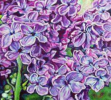 Lilacs No.1 by Morgan Ralston