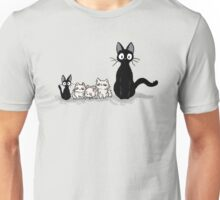 Jiji and kittens  Unisex T-Shirt
