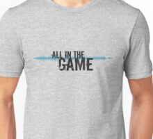 "All in the Game - ""The Wire"" - Dark Unisex T-Shirt"