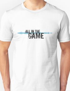 "All in the Game - ""The Wire"" - Dark T-Shirt"