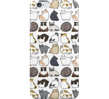 Cats Cats Cats iPhone Case/Skin