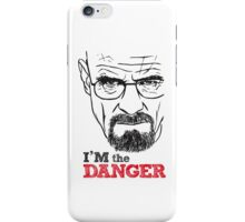 WALTER WHITE BREAKING BAD CASE iPhone Case/Skin