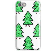Fur trees iPhone Case/Skin