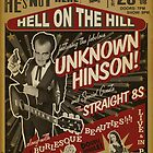 Unknown Hinson Poster by deathray66