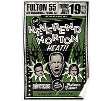 Reverend Horton Heat Poster Poster
