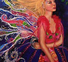 PATCH WORK FAIRY by kimberlysdream