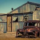 Rusty wreck by Rosie Appleton