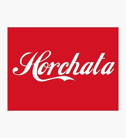 Horchata  Photographic Print