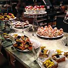 Desserts And More Desserts ~ Which One Do You Like? by Marie Sharp