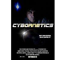 Cybornetics -Dark Future Movie Poster Photographic Print
