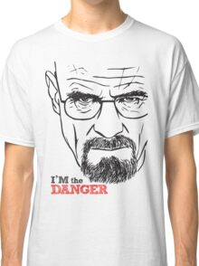 Walter White Breaking Bad Classic T-Shirt