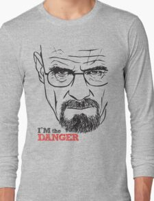 Walter White Breaking Bad Long Sleeve T-Shirt
