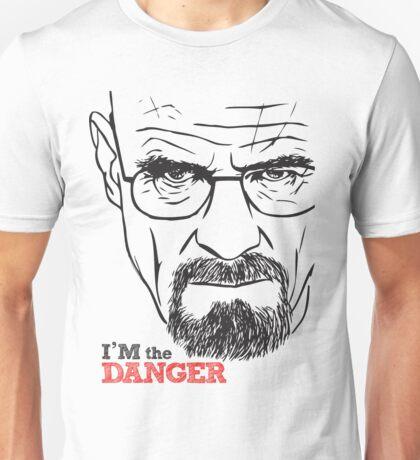 Walter White Breaking Bad Unisex T-Shirt